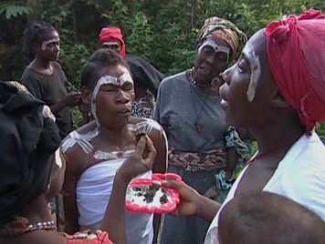 Bwiti tribe Iboga ritual