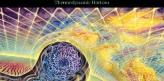 Thermo horizon visionary art