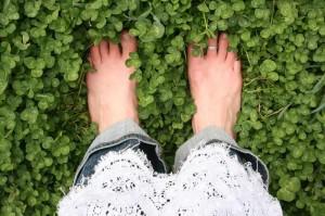 health benefits of grounding or earthing