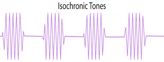 Brainwave entrainment isochronic tones