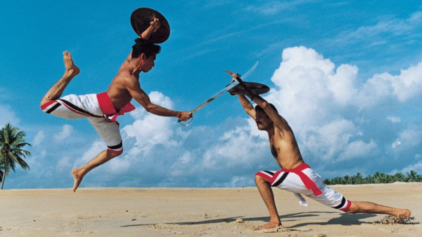 Developing the Inner Self with Kalaripayattu - the Ancient Indian Martial Arts