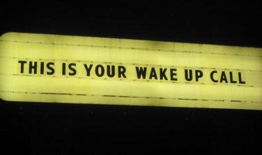 4 Hard Truths That Will Jolt You Awake