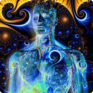 Ask your Higher Self to incarnate into your body 1