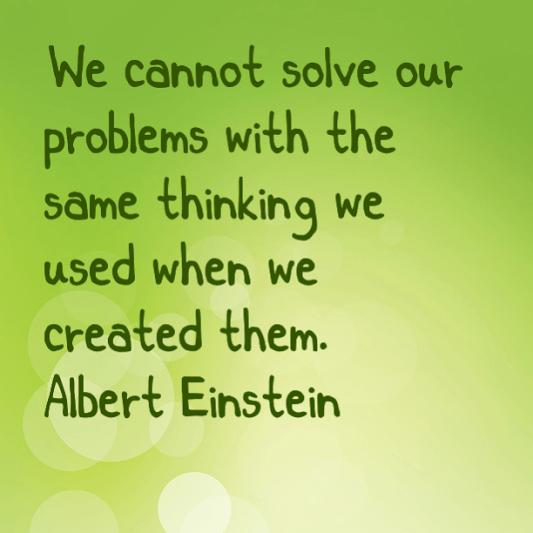 einstein-problems-quote