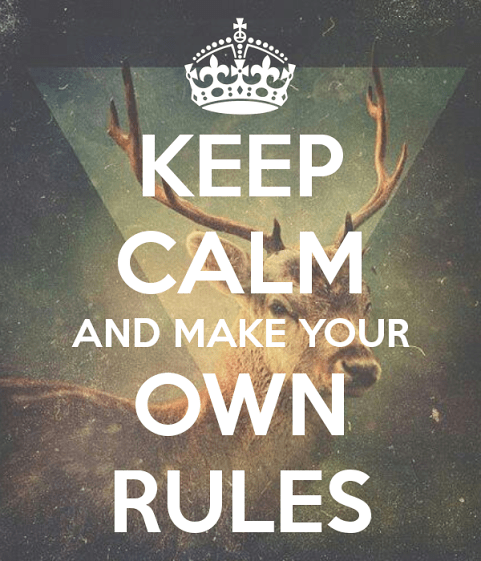 make-your-own-rules