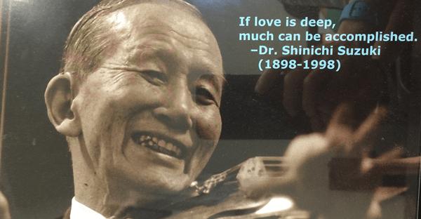 suzuki Shinichi quotes