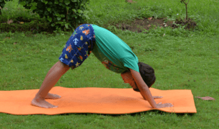 Five Yoga Poses to Help Children Relax & Keep Calm