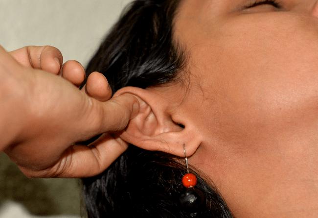 The Ear Massage that Relaxes and Heals: Shen Men