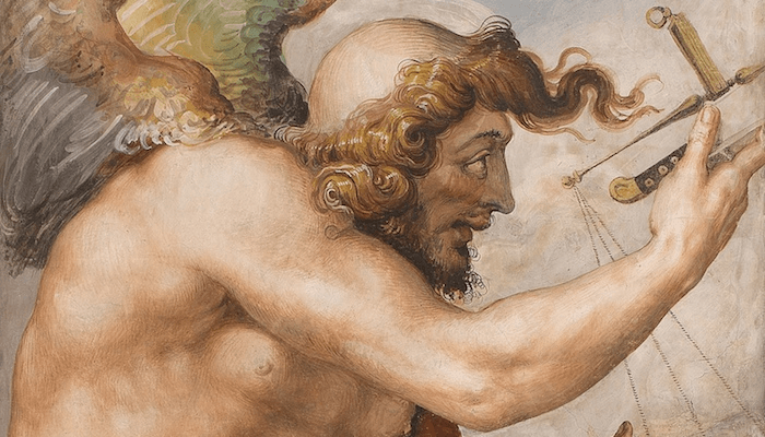 Kairos and the Metamorphosis of the Gods